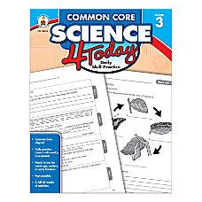 Carson Dellosa Common Core Science 4