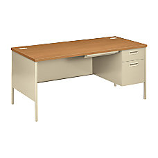 HON Metro Classic Desk Single Right