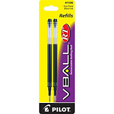 Pilot V Ball RT Retractable Rollerball