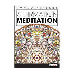 Bendon Meditation Adult Coloring Book 7
