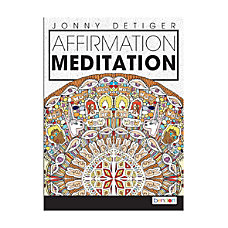 Bendon Meditation Adult Coloring Book 7