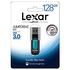 Lexar JumpDrive S57 USB 30 Flash