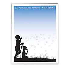 The Master Teacher Infinity Note Cards