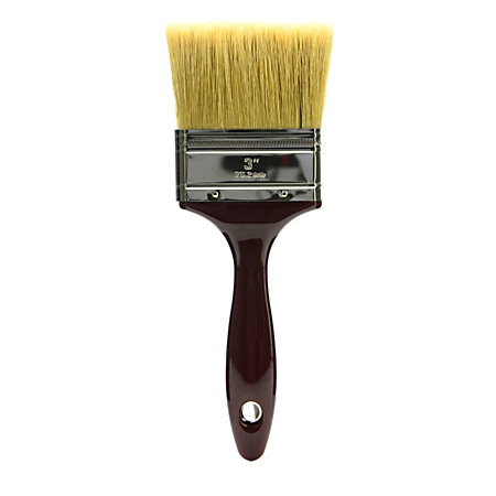 how to clean a natural bristle paint brush