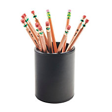 See Jane Work Faux Leather Pencil