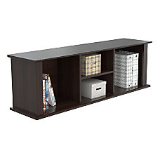 Inval Wall Mounted Laminate Hutch 14