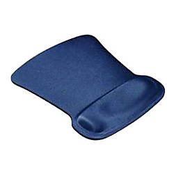 Allsop Ergoprene Gel Mouse Pad Blue
