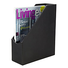 See Jane Work Faux Leather Magazine