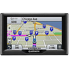 Garmin 68LM Automobile Portable GPS Navigator