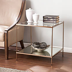 Southern Enterprises Knox End Table Square
