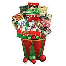 Givens Gifting Holiday Drum Roll Gift