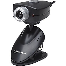 Manhattan 5MP CMOS USB Web Camera