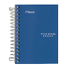 Five Star Fat Lil Notebook 4