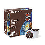 Tullys Coffee Pods French Roast Coffee