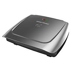 George Foreman 8 Serving Classic Plate