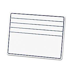 ChenilleKraft Ruled Dry erase Boards 12