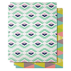 Divoga 2 Pocket Poly Folder Fashion