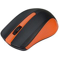 SIIG 6 Button Ergonomic Wireless Optical