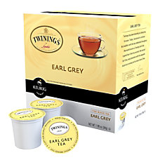 Twinings Earl Grey Tea K Cups