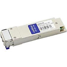 AddOn HP JG661A Compatible 40GBase LR4