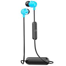 Skullcandy Jib Bluetooth Earbud Headphones Blue
