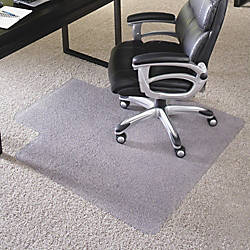 ES Robbins Carpet Vinyl Chairmat w