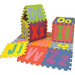 ChenilleKraft WonderFoam Alphabet Puzzle Mat ThemeSubject