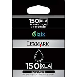 Lexmark 150XLA Original Ink Cartridge Black