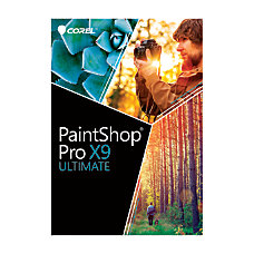 Corel Paint Shop Pro X9 Ultimate