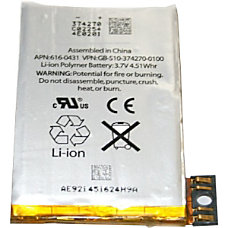 4XEM Replacement Lithium Ion Battery For