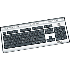 Tripp Lite Premier Office Keyboard Notebook