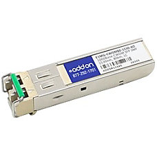 AddOn Brocade E1MG CWDM80 1530 Compatible