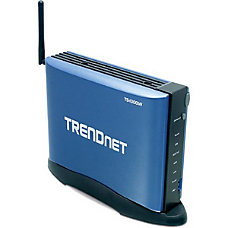 TRENDnet Wireless 1 Bay IDE Network