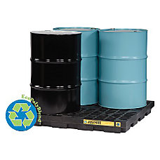 Justrite EcoPolyBlend Accumulation Center 2 Drum