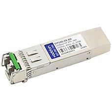 AddOn Cisco SFP 10G ER Compatible