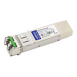 AddOn Cisco SFP 10G ZR Compatible