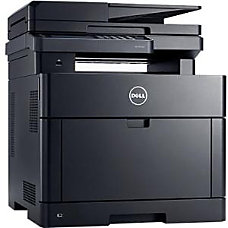 Dell H625cdw Color Laser All In