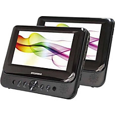 Sylvania SDVD8739 Car DVD Player 7