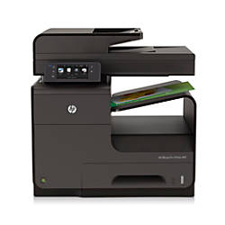 HP Officejet Pro X576dw Color Inkjet All-In-One Printer, Copier, Scanner, Fax