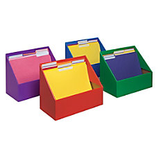 Classroom Keepers Folder Holder Assortment Assorted