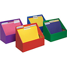 Classroom Keepers Folder Holder Assorted 4