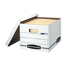 Bankers Box StorFile Basic Strength LetterLegal