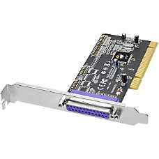SIIG 1 port PCI Parallel Adapter