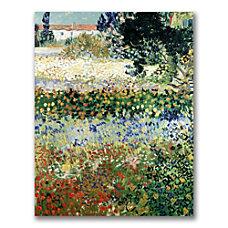 Trademark Global Garden In Bloom Gallery