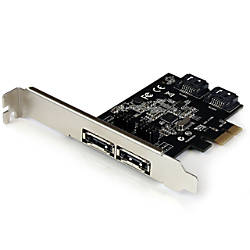 StarTechcom 2 Port PCI Express SATA