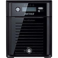BUFFALO TeraStation 5400 4 Bay 4