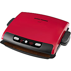 George Foreman 100 Square Inch Removable