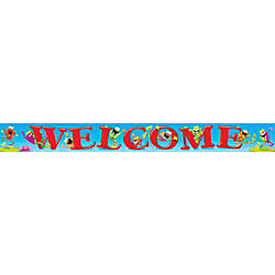 Trend Frog tastic Theme Welcome Banner