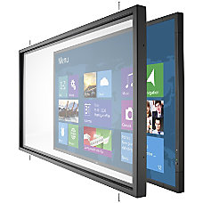 NEC Display Infrared Multi Touch Overlay