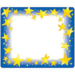 Trend Star Bright Self adhesive Name